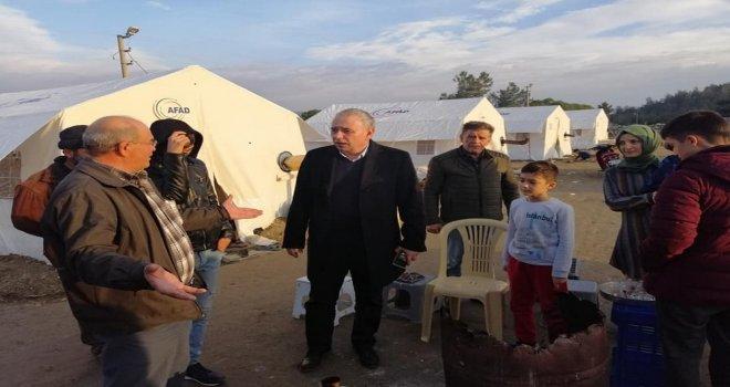 Bakırlıoğlu; ''Köysel Dönüşüm Projeleri Hayata Geçirilmeli''