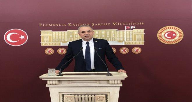 Bakırlıoğlu, Meclis'te Gördes Nikel Madenini anlattı