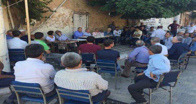 Bakırlıoğlu Nikel Madeni ÇED Toplantısına Katıldı