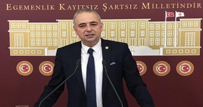 """Bakırlıoğlu; """"Salgın Hastalık En Çok Emekçileri Vurdu"""""""