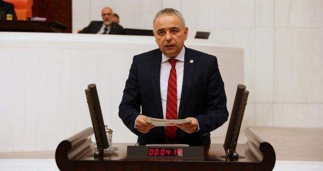 Bakırlıoğlu; ''Sayıştay Raporları Dikkate Alınmıyor''