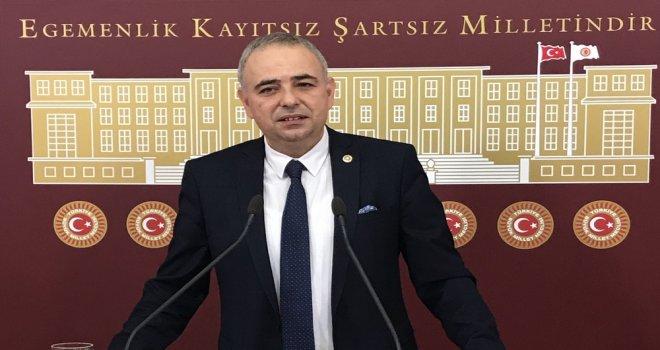 Bakırlıoğlu; ''Sigara Fabrikası Arsası Yeni Bir Özelleştirme Yolsuzluğu Mu''