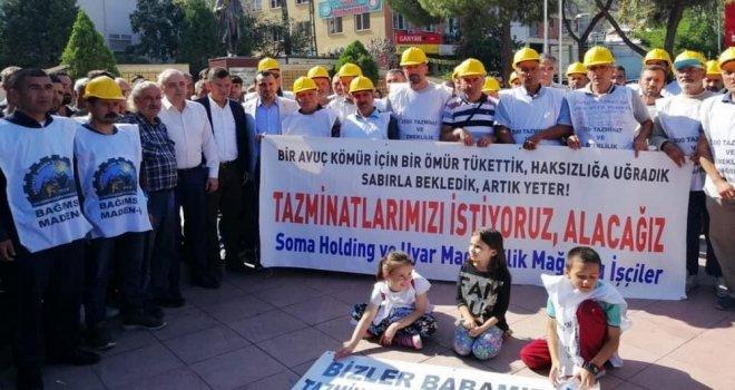 Bakırlıoğlu; ''Soma'lı Madenciler Hak Mücadelesine İki Şehit Verdi''