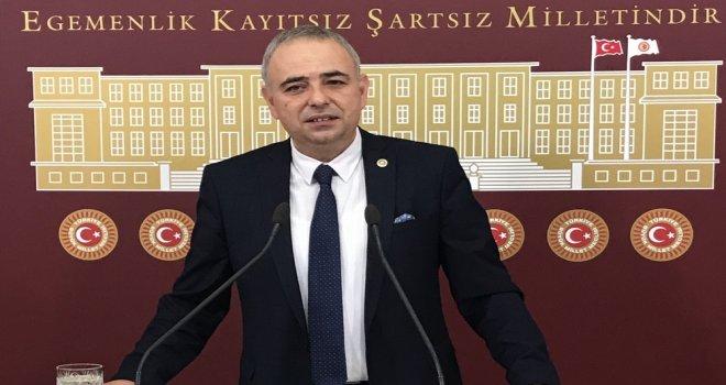 """Bakırlıoğlu; """"Suriye'den Zeytinyağı İthalatını Hemen Durdurmalı"""""""