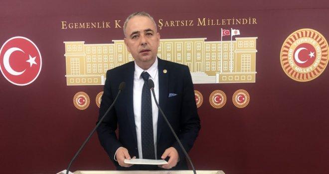 Bakırlıoğlu; ''Toki Akhisar'da Ne Yapıyor''