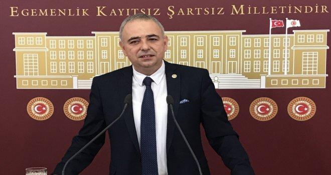 Bakırlıoğlu; ''Ülkeyi İthalat Cenneti Haline Getiren Tarım Bakanı Mı''