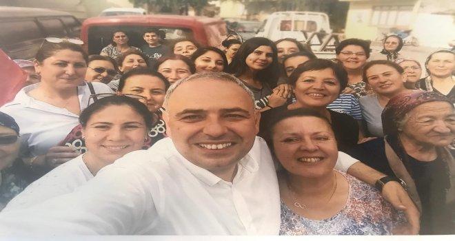 """Bakırlıoğlu; """"Yerel Seçimler Kadınların Zaferi Olacak"""""""
