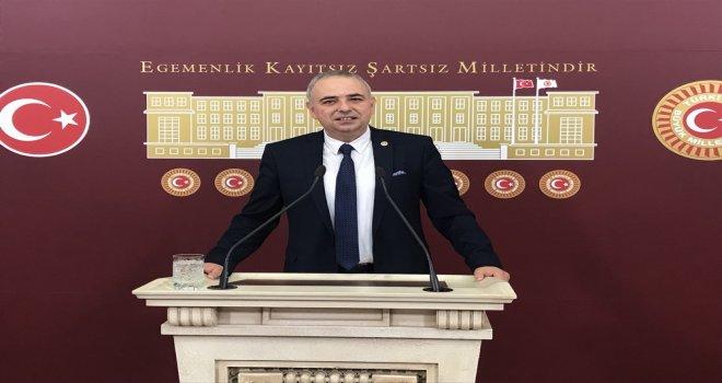 """Bakırlıoğlundan Tarım ve Orman Bakanına Çağrı """"Sofralık Zeytine Primi Akhisar'da Açıklayın"""""""