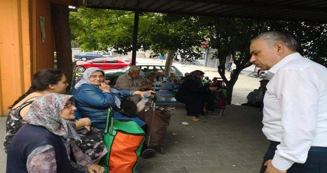 Bakırlıoğlu'nun Durağı Köylü Garajı Oldu