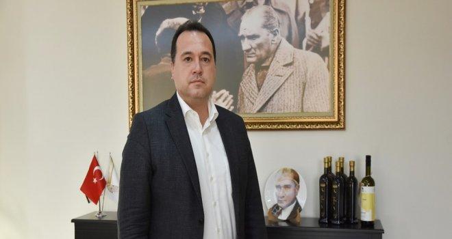 Başkan Besim Dutlulu'dan 10 Kasım Mesajı