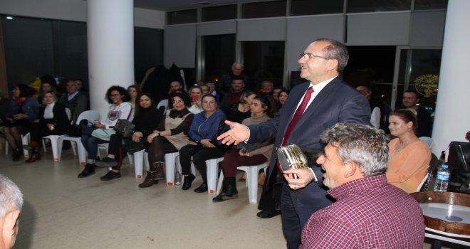 Belediye Başkan Aday Adayı Ali Velestin Esnaf ve Dernek Ziyaretlerine Devam Ediyor
