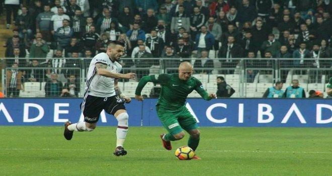 Beşiktaş; 0 - T.M Akhisarspor; 0