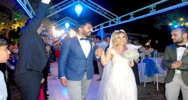 Burcu ve Murat'ın en mutlu günü