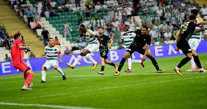 Bursaspor; 3 - Akhisar Belediyespor; 0