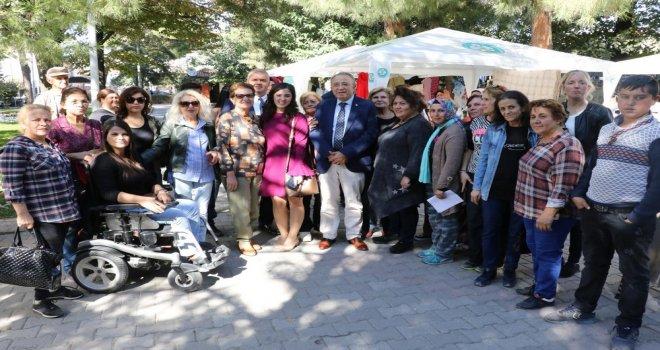 Büyükşehir Akhisarlı Kadınların Sesini Duydu