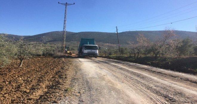 Büyükşehir Yolları Güvenli Hale Getiriyor