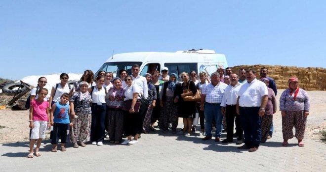 Büyükşehir'den 'Çat Kapı' Ziyaret