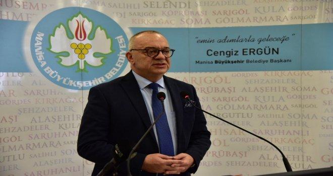 Büyükşehir'in Akhisar'a Yatırımı 152 Milyon