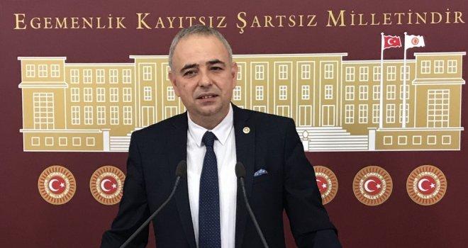 CHP Manisa Milletvekili Bakırlıoğlu 30 Ağustos Zafer Bayramı Basın Açıklaması