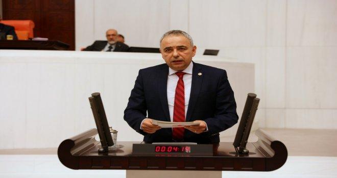 CHP Manisa Milletvekili Bakırlıoğlu; ''Hükümet Çiftçiye Borçlu''