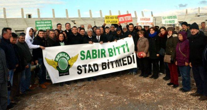 CHP'li Vekiller; sabır bitti stat bitmedi