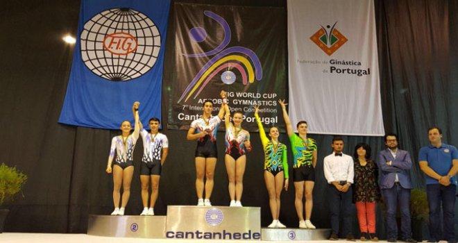 Cimnastik Turnuvasına Büyükşehir imzası