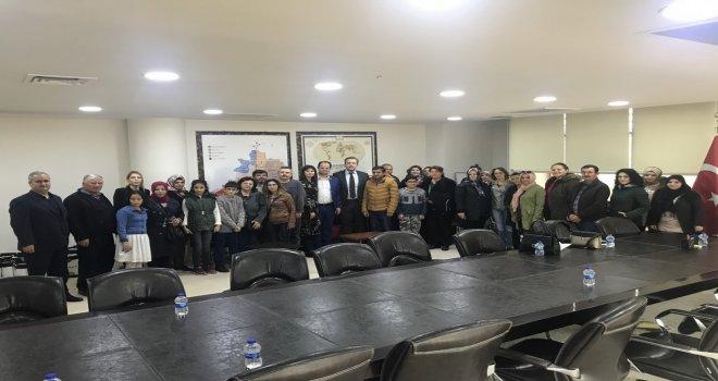 Çölyak hastalarından Akhisar Belediyesine teşekkür