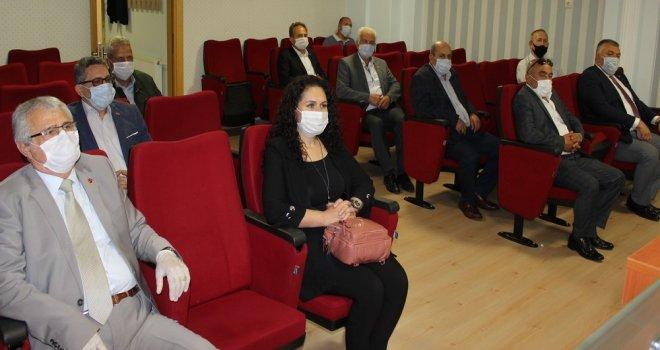 Erdayıoğlu'na MHP'den Hayırlı Olsun Ziyareti
