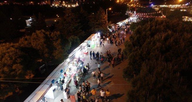 Eski Ramazan ruhu Çağlak Festivali ile canlanıyor