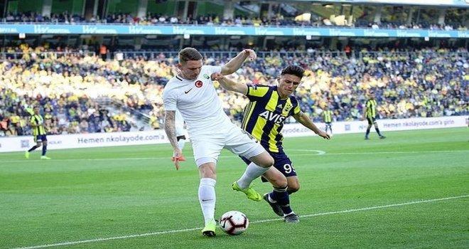 Fenerbahçe; 2 - Akhisarspor, 1