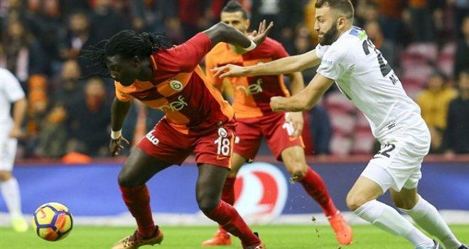 Galatasaray; 4 - Teleset Mobilya Akhisarspor; 2