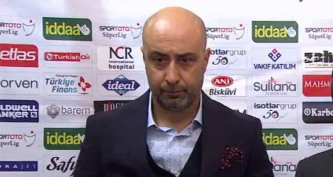 Gaziantepspor, Akhisarspor maçı ardından