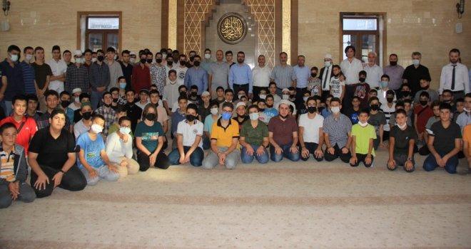 ''Gençlik Buluşmaları'' Hilaliye Şahin Hoca Camii'nde Gerçekleşti