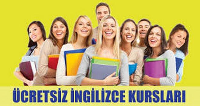 Halk Eğitimden ücretsiz İngilizce A2 kursu