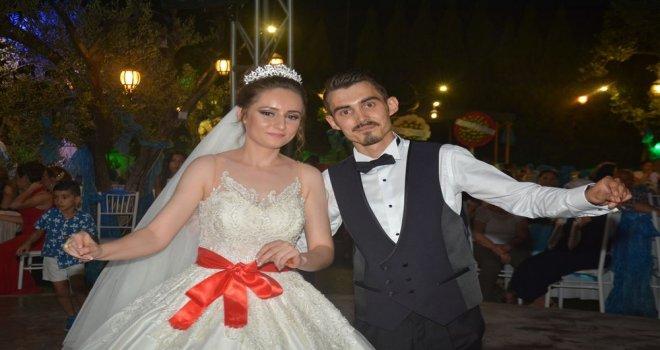 Hande ile Semih Muradına Erdi