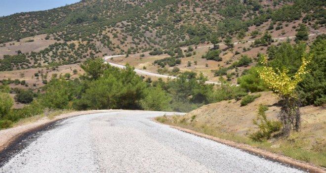 Hanpaşa-Kömürcü Yolu  Yenilendi