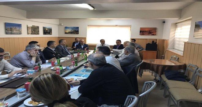 Hayat Boyu Öğrenme Toplantısı Akhisar'da Yapıldı
