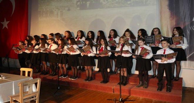 İstiklal Marşı'nın Kabulünün 98. Yıl Dönümü Anma Programı Düzenlendi