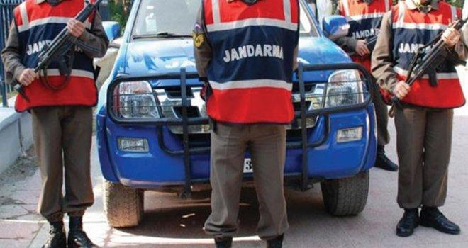 Jandarma Hırsızlara Göz Açtırmıyor