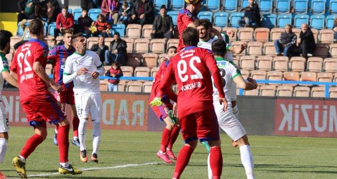 Kardemir Karabükspor;1 Akhisar Belediyespor;0