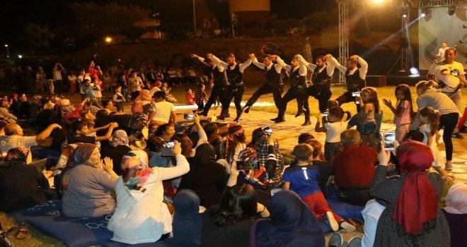 Kültür Buluşmasında Karadenizlilerden muhteşem gece