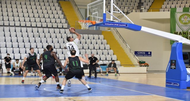 Manisa BBSK 76-67 Akhisar Belediyespor
