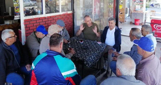 Manisa Milletvekili Bakırlıoğlu; ''Pamuk Ekecek Çiftçi Kalmayacak''