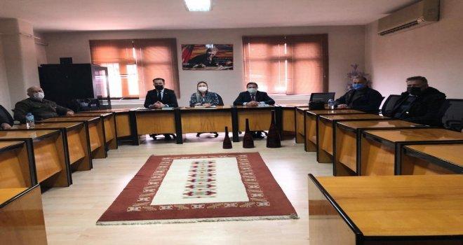 MASKİ, Akhisar'da Muhtarları Dinledi
