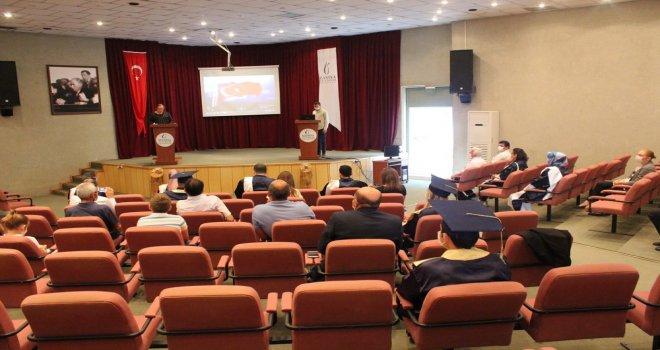 MCBÜ Tütün Eksperliği Yüksekokulu ve Akhisar MYO'da Mezuniyet Heyecanı