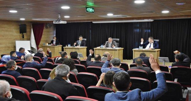 Meclis Toplantısı İlk Kez Uğur Mumcu Kültür Ve Sanat Merkezi'nde Yapıldı