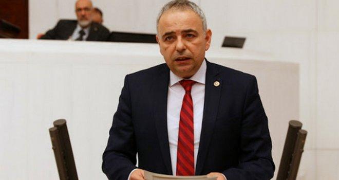 Milletvekili Bakırlıoğlu; ''Askeri Araç Kazalarına Dikkat Çekti''