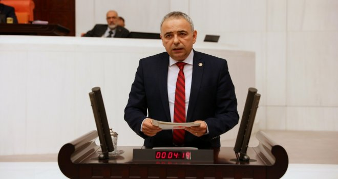 Milletvekili Bakırlıoğlu; ''Ekonomik Büyümeden Kimler Pay Alıyor''