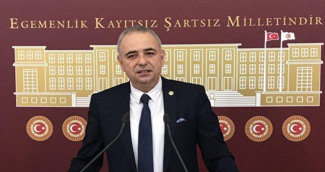 Milletvekili Bakırlıoğlu; ''İktidar Sağlıktan Feragat İstiyor''