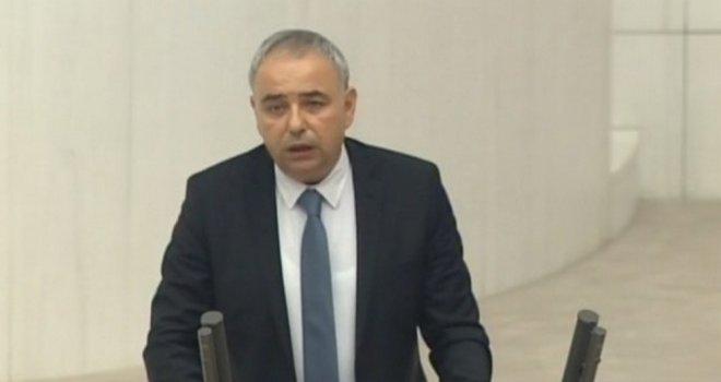 Milletvekili Bakırlıoğlu Meclis'te, Haklarını Alamayan Madencileri Konuştu